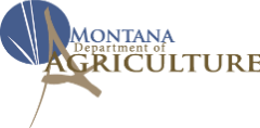 Department of Ag stylized text logo