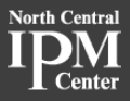 North Central IPM stylized text logo